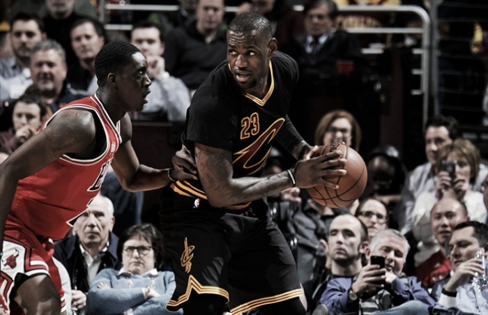 Cavaliers batem Bulls e somam 4ª vitória consecutiva solidificando a liderança da conferência Este