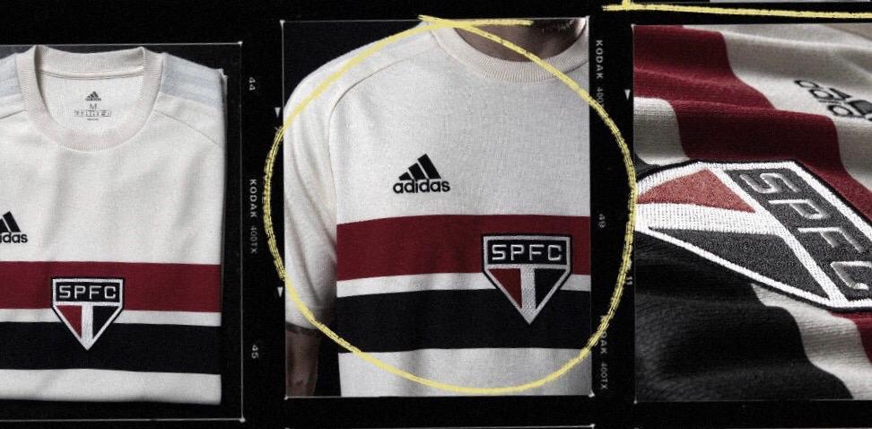 Adidas lança camisa retrô do São Paulo; confira