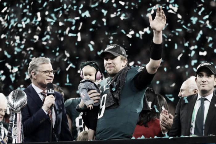 Eu ainda não sei se acredito: os Eagles ganharam um Super Bowl