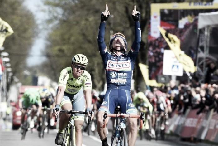 Os 5 para a Amstel Gold Race