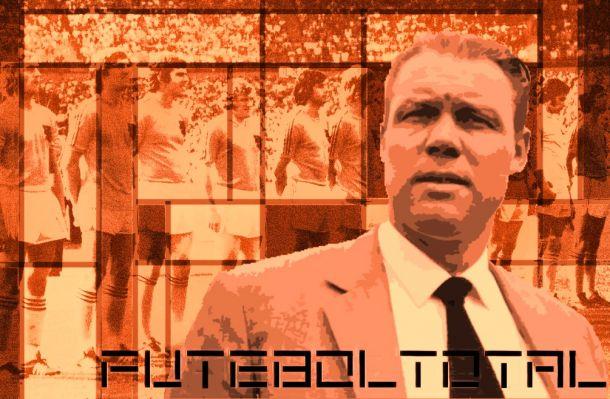 Futebol Total de Rinus Michels: filosofia de jogo na cultura vanguardista holandesa