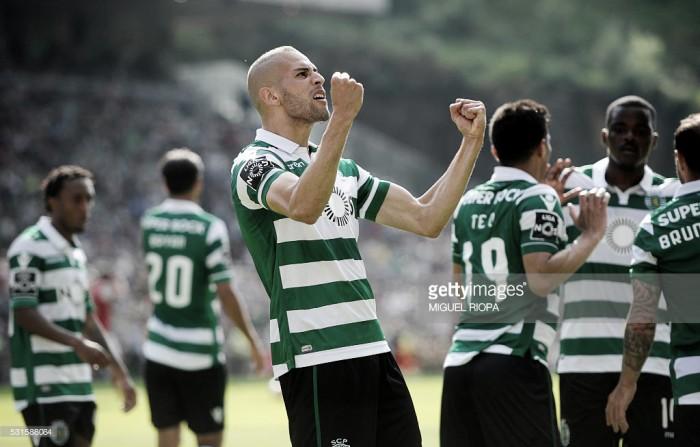 Sp. Braga x Sporting : Não foi por falta de vontade