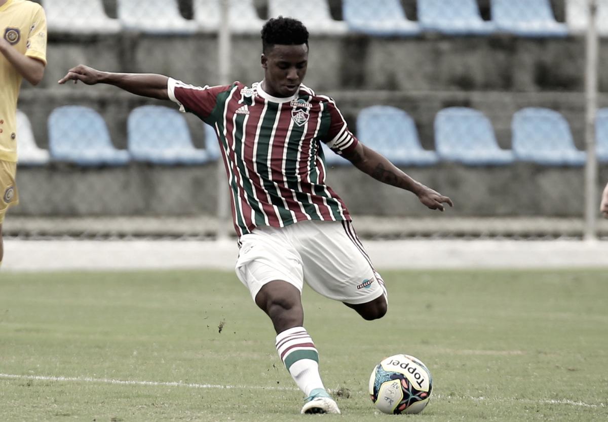 Fluminense acerta empréstimo de Ramon, jóia da base tricolor, ao Real Madrid