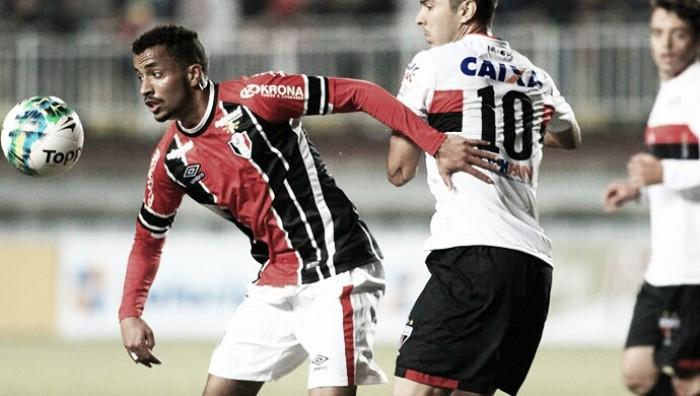 De casa nova, vice-líder Atlético-GO recebe desesperado Joinville