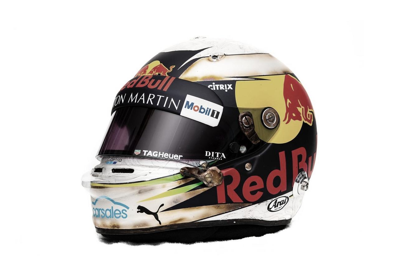 Regra que limitava mudanças de pintura nos capacetes dos pilotos é extinta pela FIA
