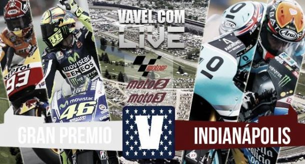 Resultado de la carrera de Moto3 del GP de Indianápolis 2015