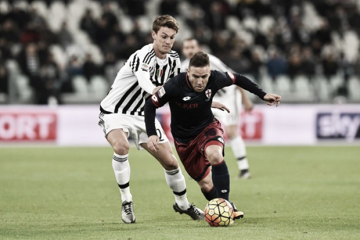 Diego Capel deixa Genoa e assina com o Anderlecht, da Bélgica
