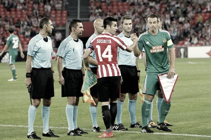 La Brújula de San Mamés: SK Rapid Viena