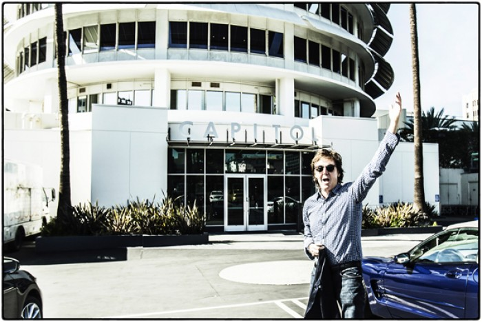 Paul McCartney vuelve a Capitol Records