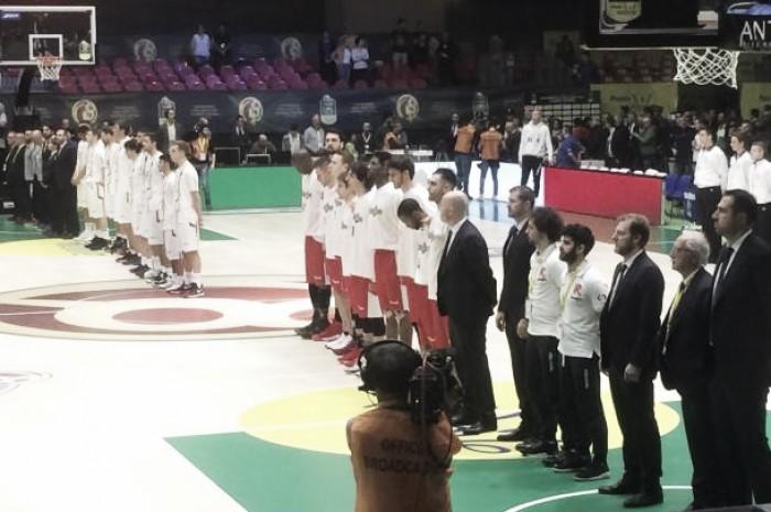 Postemobile Final Eight - L'Orlandina sogna, Kaukenas punisce e manda Reggio in semifinale