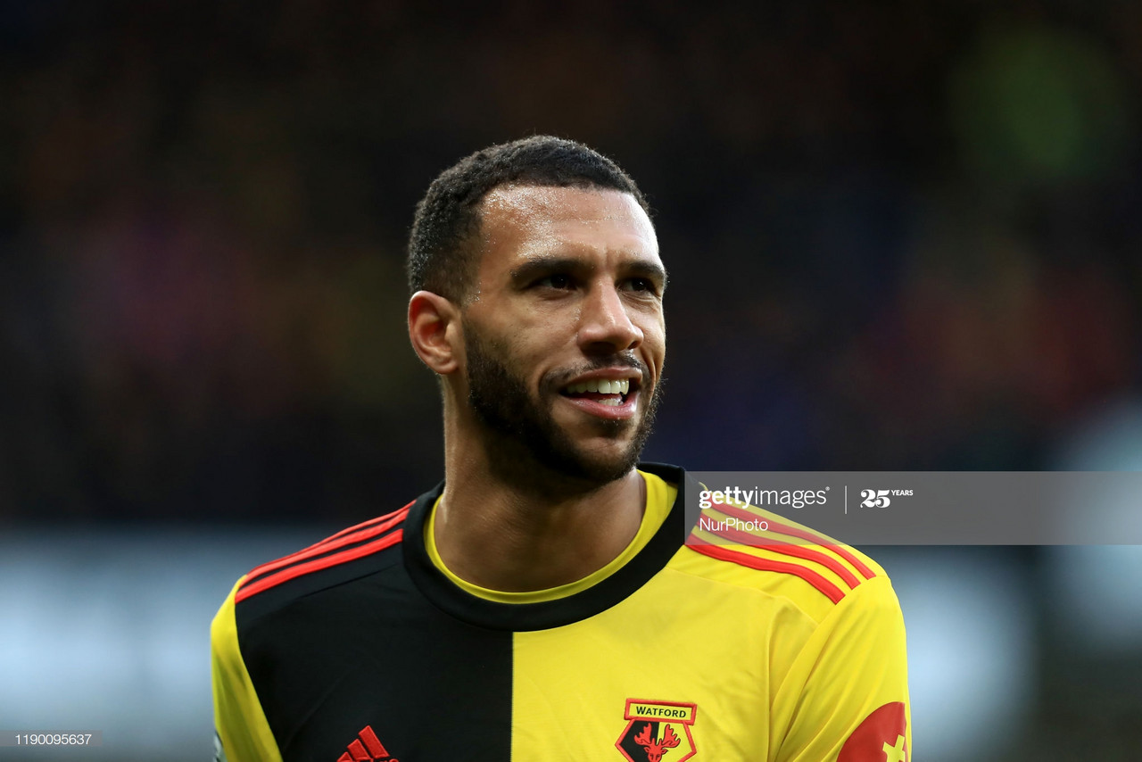 Étienne Capoue: Watford's Player of the Season