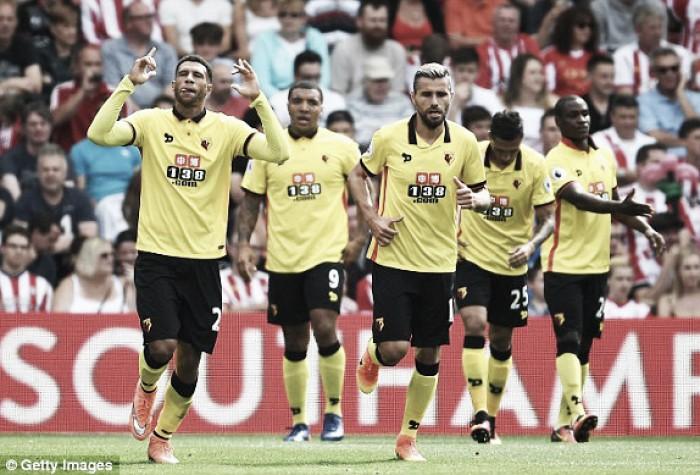 Southampton 1-1 Watford: Ten-man Watford hold out against relentless Saints