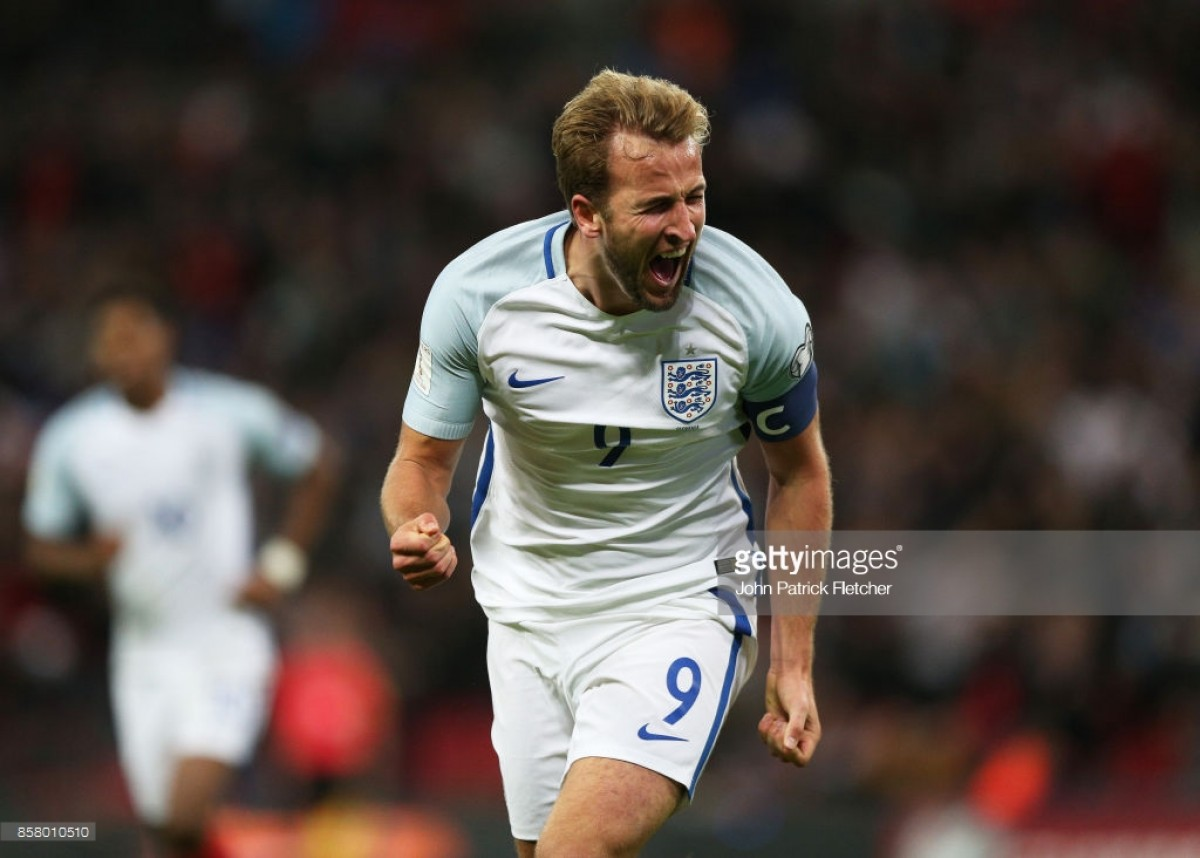 Harry Kane named as England captain for 2018 World Cup