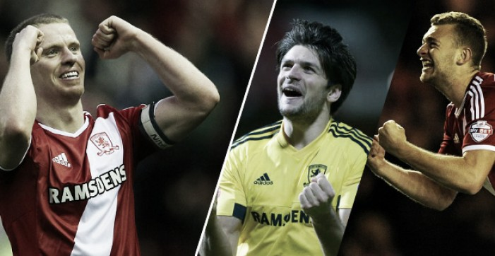 Friend, Gibson or a surprise - who should be Middlesbrough's next captain?