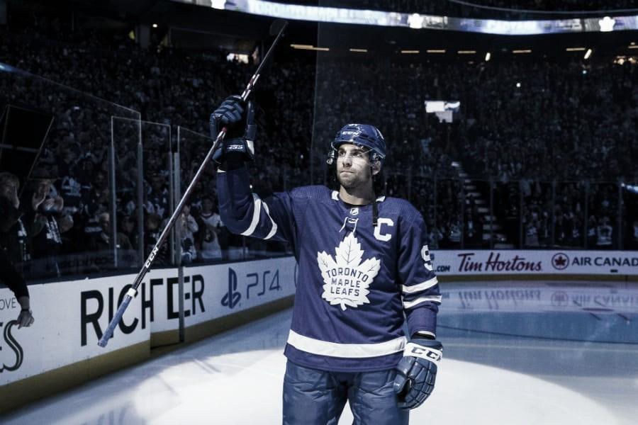 John Tavares nuevo capitán de los Maple Leafs