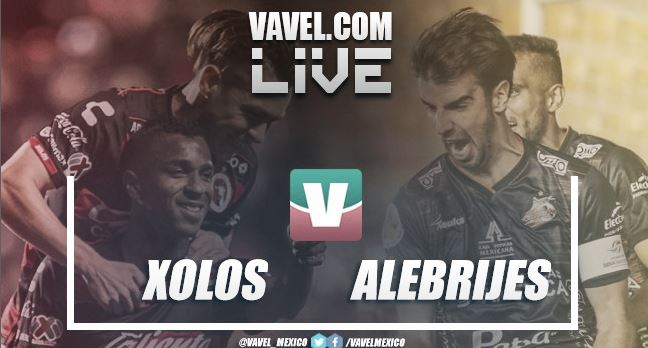 Resumen y goles Xolos 1-1 Alebrijes (pen 4-3) en 8vos Copa MX 2019