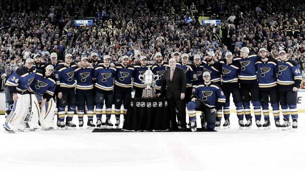 10 fechas claves por la que los Blues compiten en la Stanley Cup Final