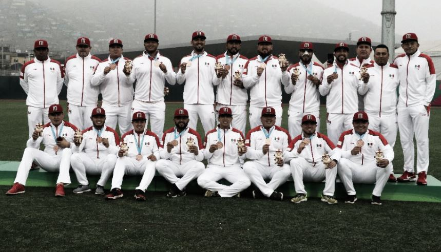Histórica medalla para México en Softbol