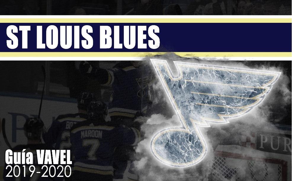 Guía VAVEL St. Louis Blues 2019/20: volver a saborear la gloria