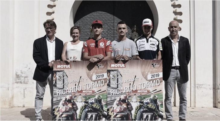 Presentado el cartel oficial del Gran Premio de Valencia