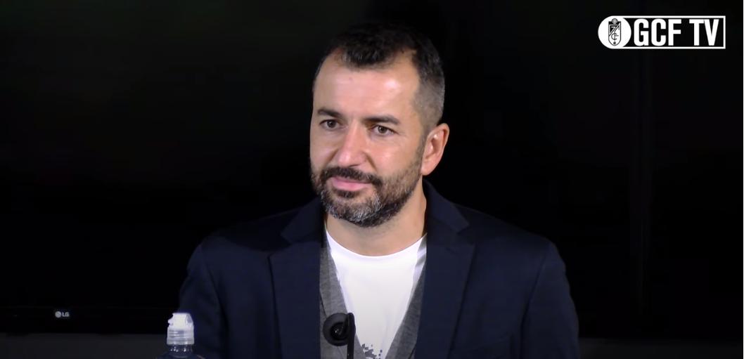 """Diego Martínez: """"Es un momento para disfrutar"""""""