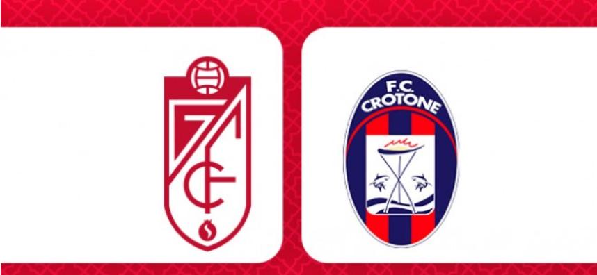 El Granada CF cierra otro amistoso de pretemporada ante el FC Crotone