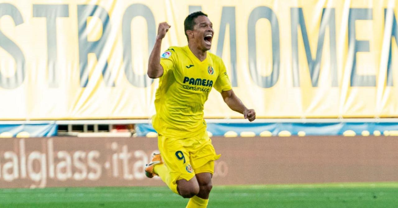 Carlos Bacca ya es nuevo jugador del Granada CF