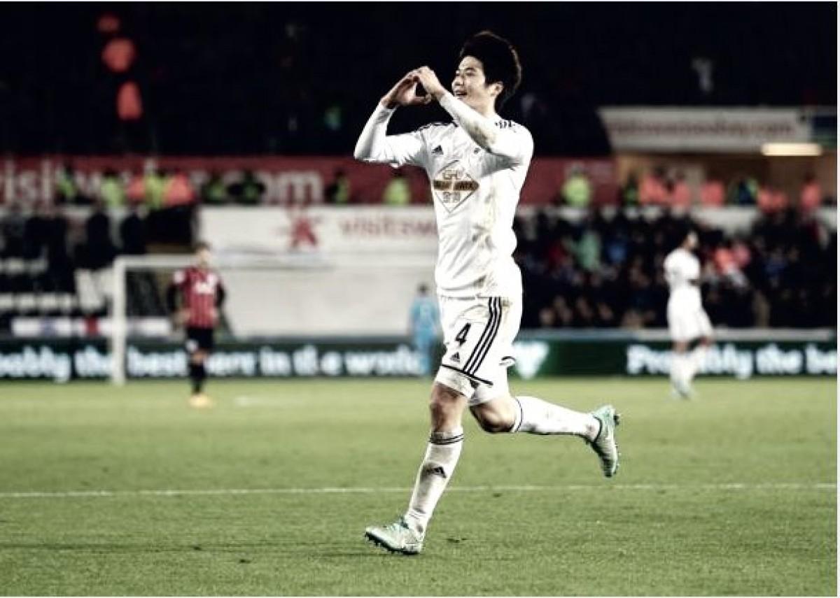 Ki se despide del Swansea City