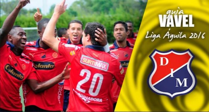 Guía VAVEL Liga Águila 2016-I: Independiente Medellín