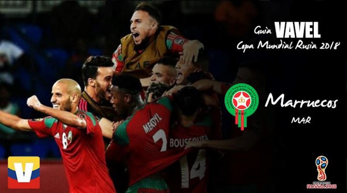 Guía VAVEL de la Copa Mundial 2018: Marruecos
