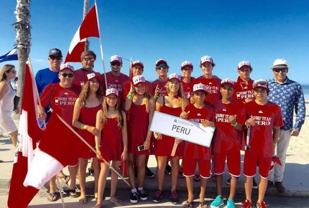 Surf: Perú listo para pelear en el Mundial ISA Junior