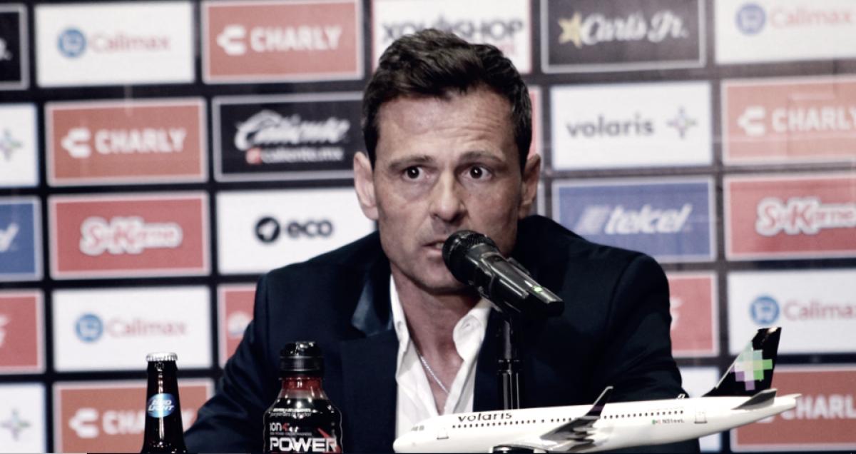 """Diego Cocca: """"El equipo está creciendo, madurando y siendo contundente"""""""