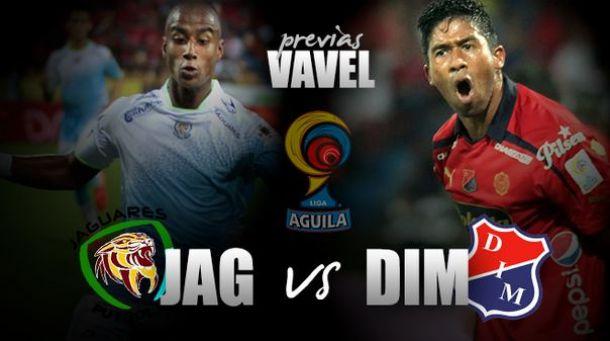 Jaguares de Córdoba - Independiente Medellín: Para sostener el invicto