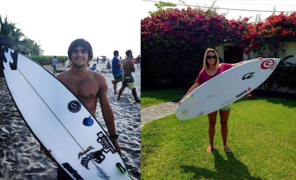 Carlos Mario Zapata y Carolina Thun se coronan en la última fecha de la triple corona Oakley