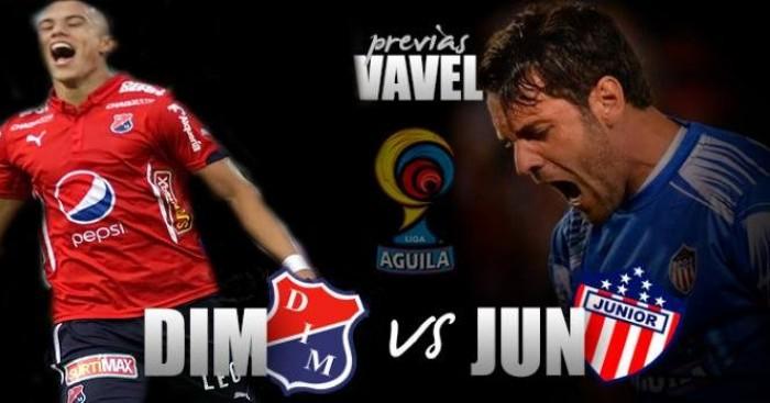 Independiente Medellín vs. Junior de Barranquilla: por la sexta u octava corona