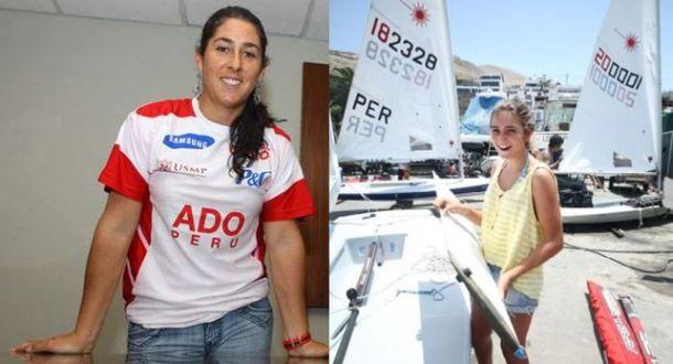 Toronto 2015: Paloma Schmidt y María Belén Bazo culminan su participación en el top 10