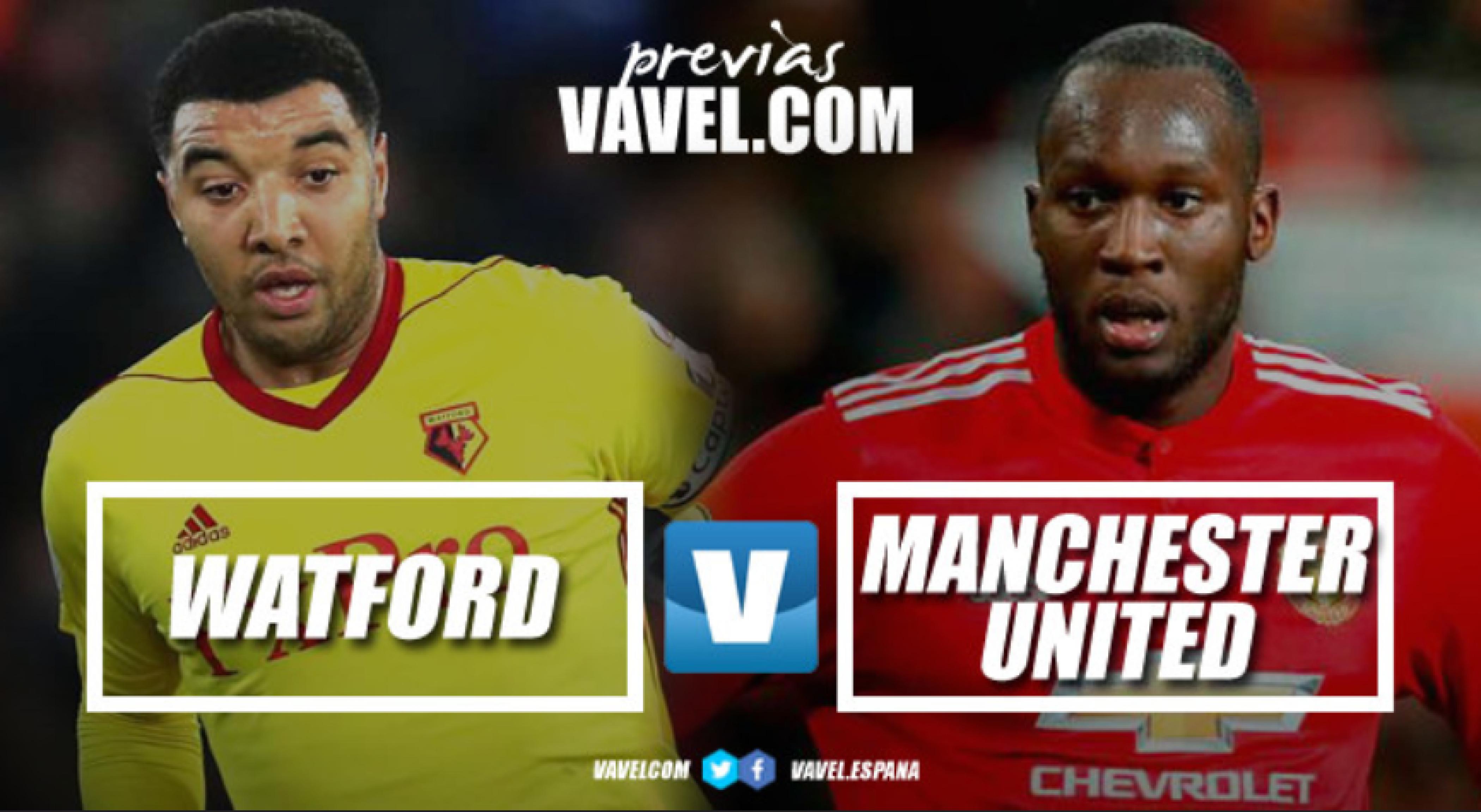 Previa Watford - Manchester United: los Hornets buscan otro golpe de autoridad
