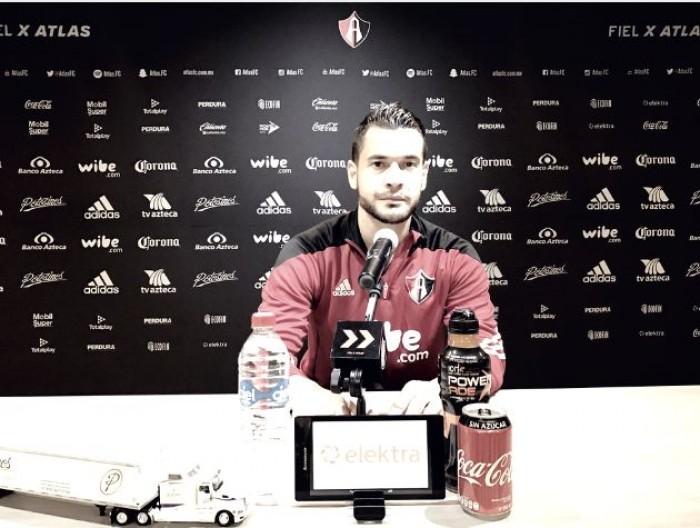 """Milton Caraglio: """"Primero pensamos en Monterrey, luego vendrá el Clásico"""""""