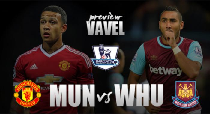 Previa Manchester United vs West Ham: toca remontada en la Premier League