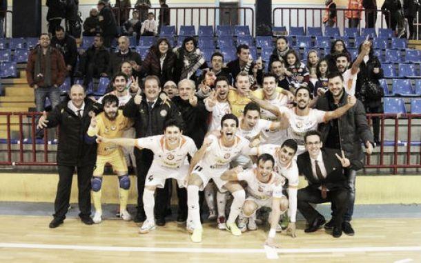 Aspil-Vidal Ribera Navarra consigue la clasificación parala Copa de España