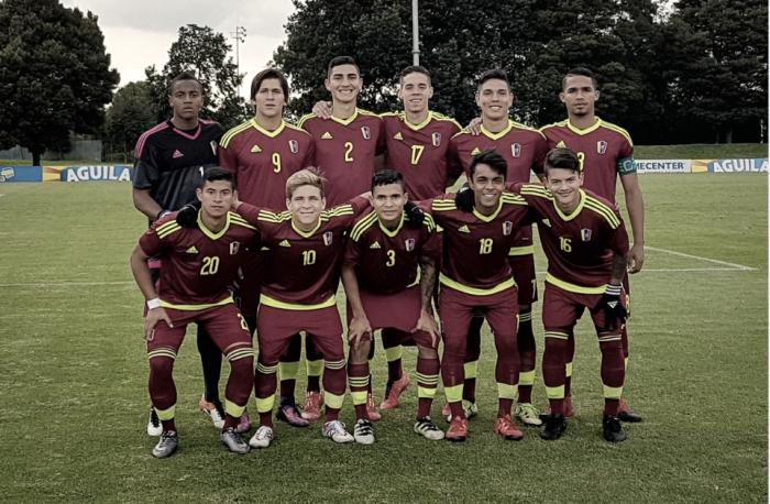 Jugadores clave que marcarán la pauta por Venezuela en el Sudamericano sub-20