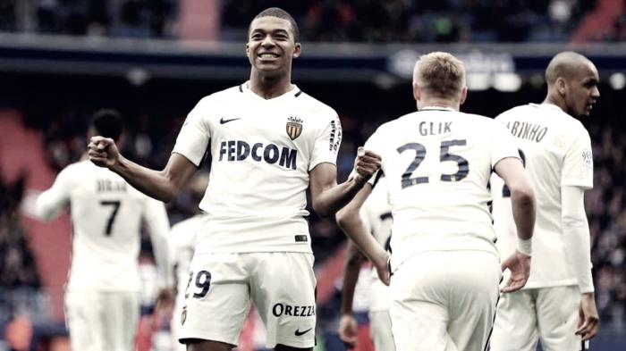 Mónaco está imparável: Mbappé resolve em Caen (0-3)