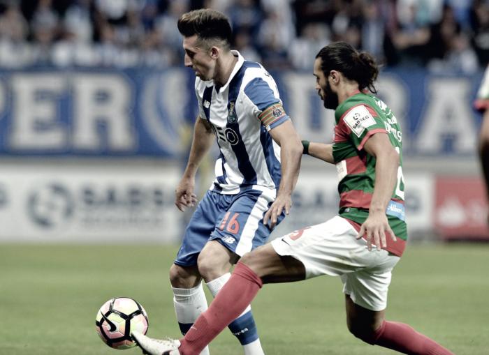 FC Porto:  Herrera chega aos 100 jogos na Liga