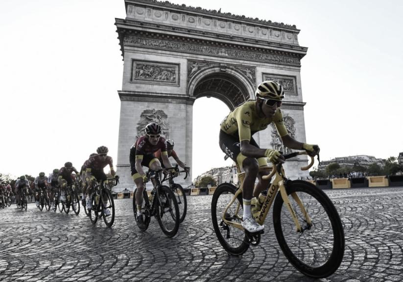 Egan Bernal y una nueva cita con la gloria: líder del Team INEOS para el Tour