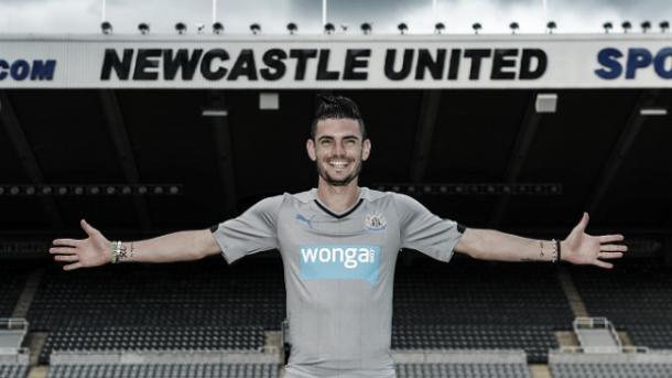 Rémy Cabella, nuevo fichaje del Newcastle United