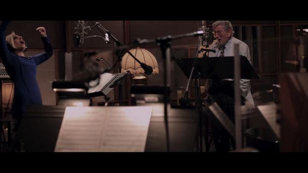 'Anything goes', nuevo single y videoclip de Lady Gaga y Tony Bennett