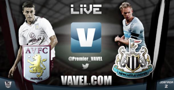Aston Villa vs Newcastle United en vivo y en directo online