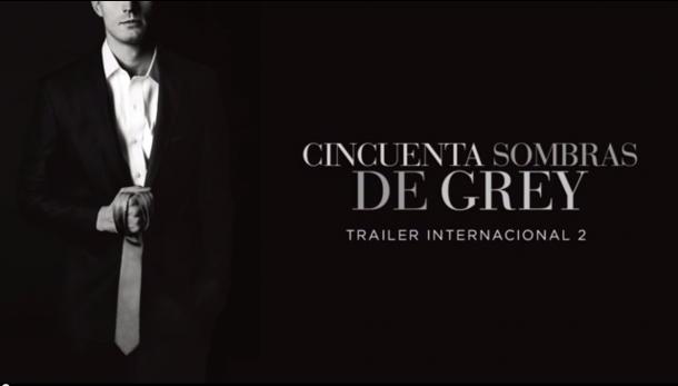 Ya está aquí el segundo tráiler de 'Cincuenta sombras de Grey'