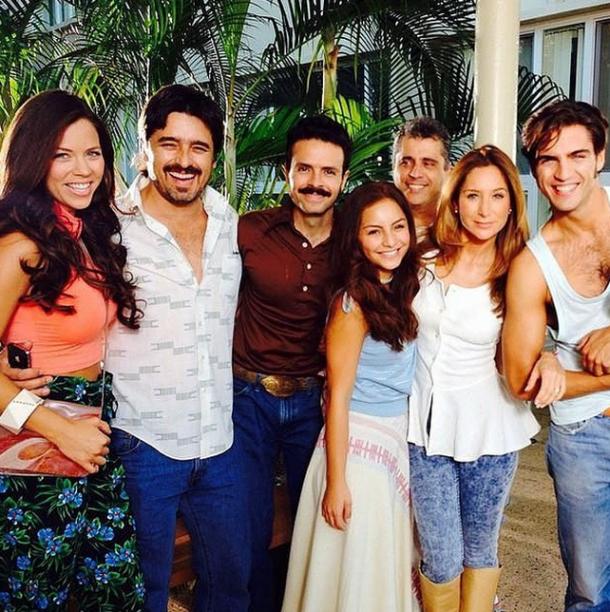 Maxi Iglesias pone rumbo a EEUU para rodar 'Dueños del Paraíso'