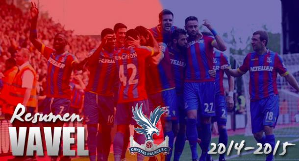 Crystal Palace 2014/2015: sonrisas en las alturas